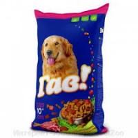 """Гав"" сухой корм собак ""Мясное ассорти"", 0.5 кг."