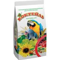 Корм Коктейль «Ара» для крупных попугаев, 500гр