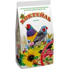 Корм Коктейль «Экзотик» для экзотических птиц, 500гр