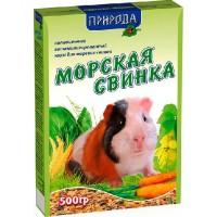 "Корм ""Природа"" «Морская свинка», 500гр"