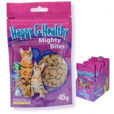 Лакомство Хеппи для кошек креветка