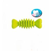 Игрушка для соб. CaniAMici Косточка грызак с шипами