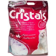 Кристалс наполнитель  силикагелевый 9л