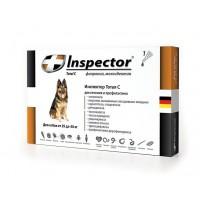 Инспектор капли для собак  от 25 до 40 кг