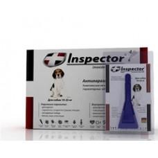 Инспектор капли для собак от 10 до 25 кг