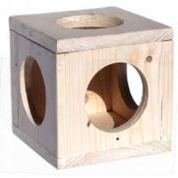 Куб подвесной для шиншил и морских свинок