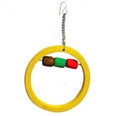 Кольцо дерево для попугаев Д027