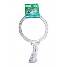 Кольцо сезаль для средних попугаев 027.3