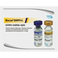 Биокан вакцины DHPPI+L против чумки