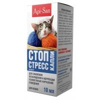 Стоп- Стресс кошка  10мл