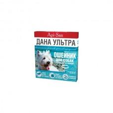 Дана ошейник Ультра для щенков и мелких собак