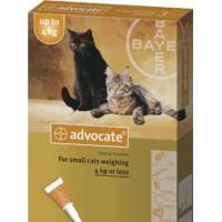 Адвокат коты до 4кг (3шт. в уп)