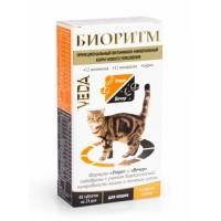 Биоритм для кошек со вкусом курицы 48т