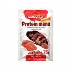 Аквариус меню протеин круп палочки 25гр