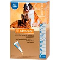 Адвокат собаки 25-40кг (3шт. в уп)