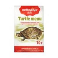 Аквариус меню для черепах 10гр