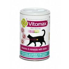 Витомакс Биотин для блеска шерсти  для котов 300таб