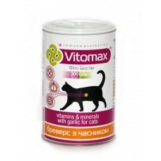 Витомакс Бреверс для котов 300таб