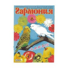 ВИМ Гармония 500гр попугай