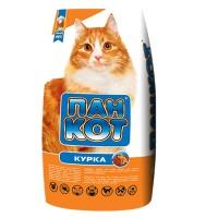 Пан Кот Курица 10кг
