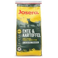 Josera Ente&Kartoffel (Энте энд картофель) сухой беззерновой корм для собак с уткой и картофелем, 4кг
