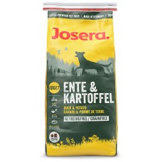 Йозера собака Ente&Kartoffel  ХОЛИСТИК 15кг