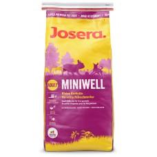 Josera Miniwell (Минивель) сухой корм для собак мелких пород, 5*900гр