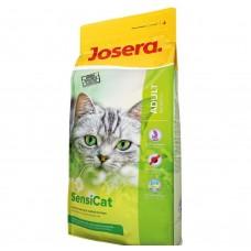 Josera SensiCat (СенсиКет) сухой корм для котов с чувствительным пищеварением, 10кг