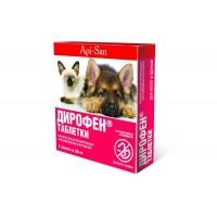 Дирофен таблетки котята+щенки