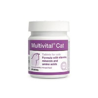 Долфос для котов Мультивитамин Кэт 90 таб