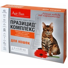 Празицид комплекс для кошек