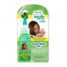 ТропиКлин Гель для чистки зубов 57мл