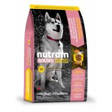 """Nutram S9 (Сухой корм класса """"ХОЛИСТИК"""" для собак с особыми потребностями в питании), 13,6кг"""