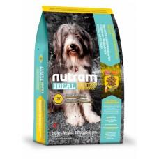 "Nutram I20 (Сухой корм класса ""ХОЛИСТИК"" для собак с проблемами желудка, кожи, шерсти), 13,6кг"