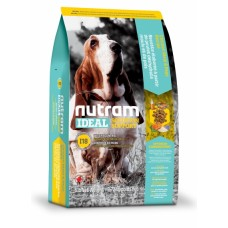 """Nutram I18 (Сухой корм класса """"ХОЛИСТИК"""" для собак - контроль веса), 13,6кг"""