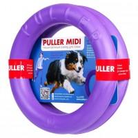 """6488 Тренировочный снаряд для собак """"PULLER"""" midi(диаметр 20см)"""