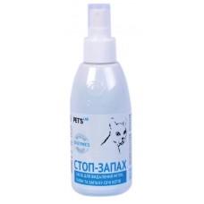 9750 Средство для устранения запаха мочи котов 150мл