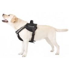 "07061 Шлея ""Dog Exstreme"" ""POLICE""  B: 55-75см) черная"