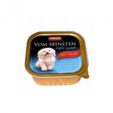 Vom Feinsten консерва для собак 150г птица и ветчина