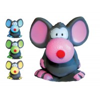 Мышь игрушка виниловая