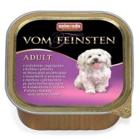 Vom Feinsten консерва для собак 150г индейка-ягненок
