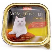 Vom Feinsten консерва для кошек 100г мультимясной коктейль