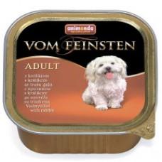Vom Feinsten консерва для собак 150г кролик