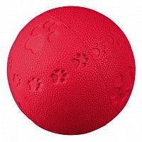 Мяч с пищалкой и лапками 7,5см 3302