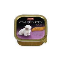 Vom Feinsten консерва для щенков 150г птица и печень индейки