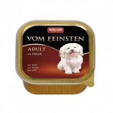 Vom Feinsten консерва для собак 150г оленина