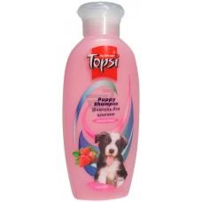 Шампунь для щенков с земляникой 200мл TOPSI