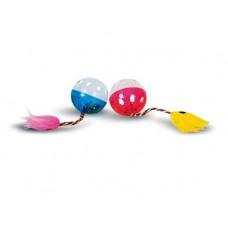 Мячи погремушки 2шт 1619