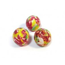 Мячик  меланж 3шт 1668