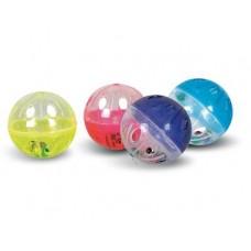 Мячи погремушки 4шт 1620